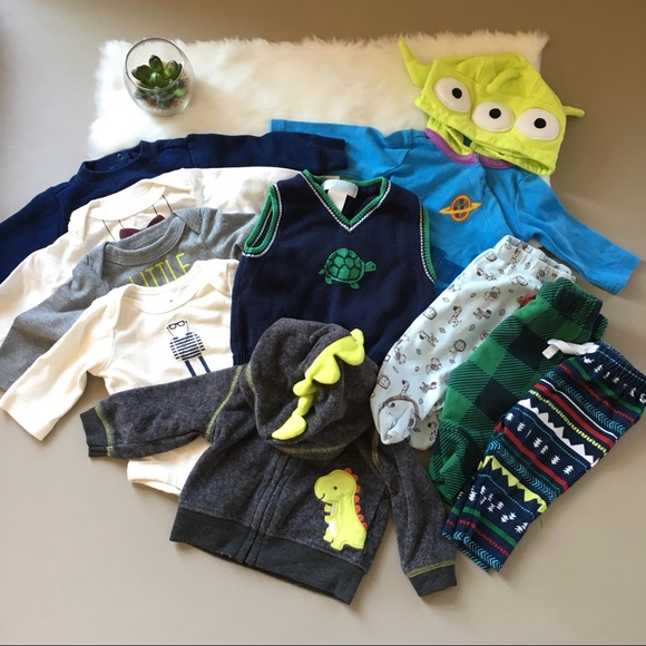 Salenewborn 03m Size Baby Clothes Lot Poshmark